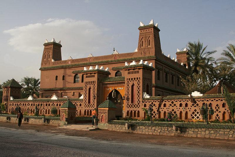 kasbah hotel in Zagora