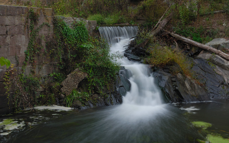 Falls on the C&O Canal