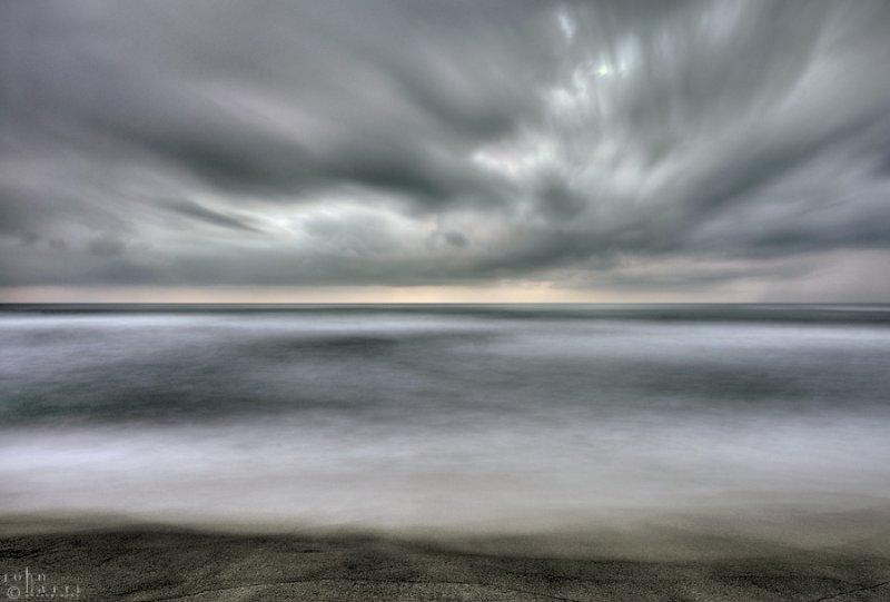 sea and clouds II