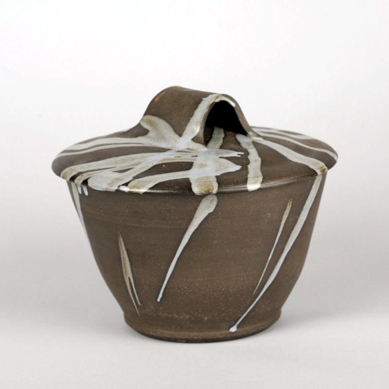 Large Dark Chocolate Ice Bucket