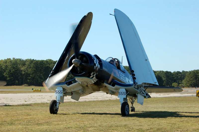 Wwii Aircraft Folding Wings