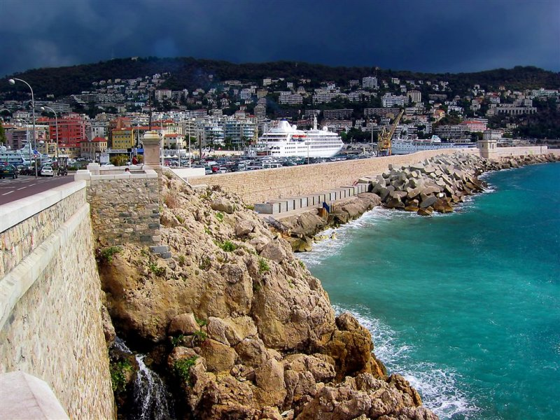 Nice Before Storm, Provence