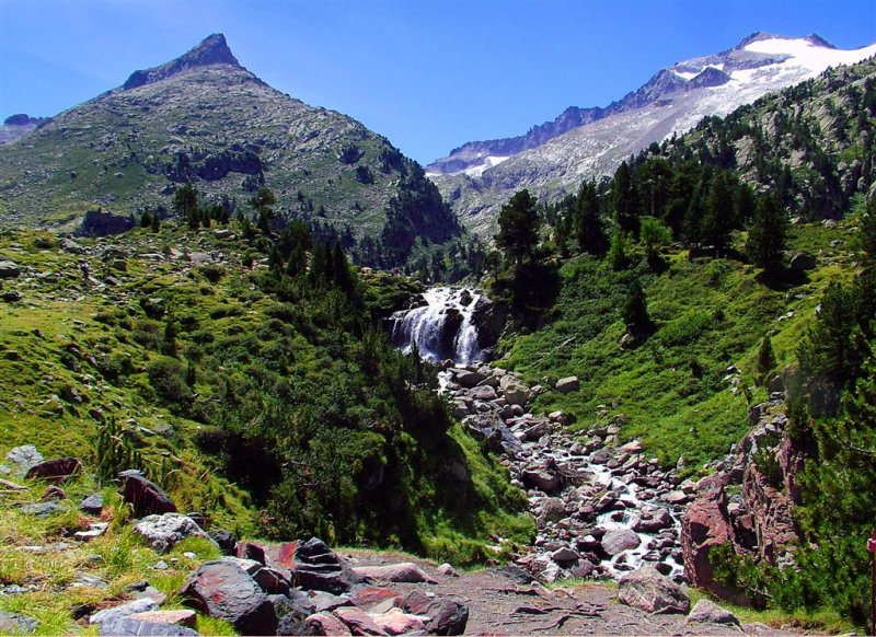 Landscapes Of Pyrenees