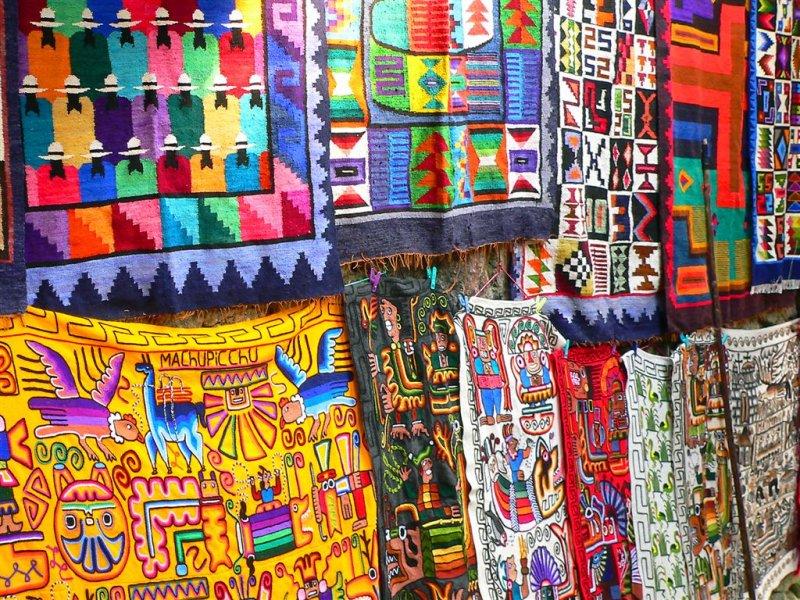 Tapestry For Sale, Machu Picchu