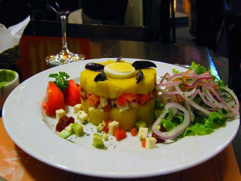 Corn Cake, Cuzco