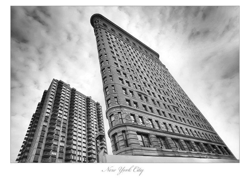 Flatron Building - Manhattan