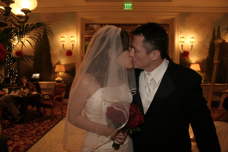 The Kiss by ALL EVENTS PHOTOGRAPHY & VIDEO PRODUCTIONS