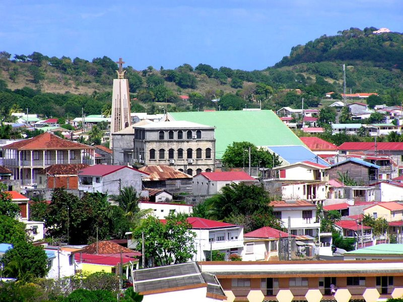 Martinique East Coast