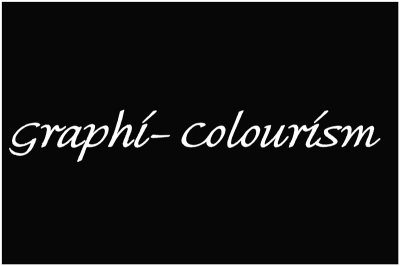 Graphi-colourism