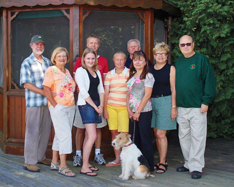 Cottage Weekend 2007