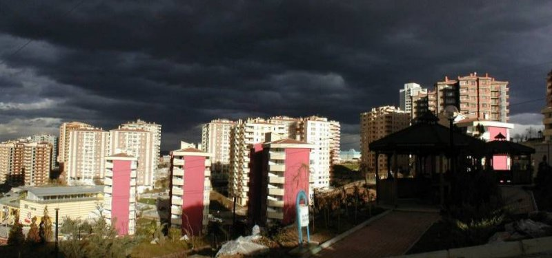 Gathering of the Storm... in Ankara