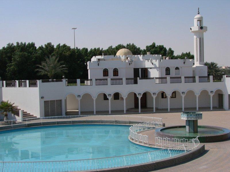 Doha - Albida Mosque
