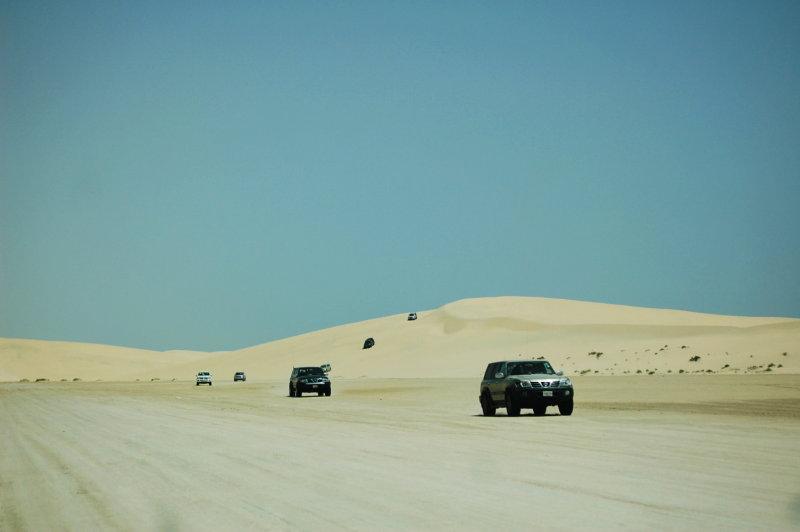 a convoy