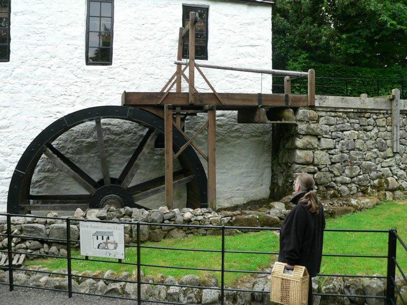 New Abbey Mill