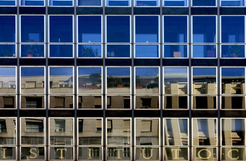 windows in Milan