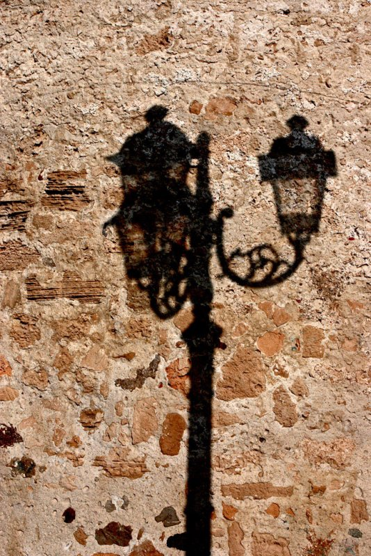 shadows of sun