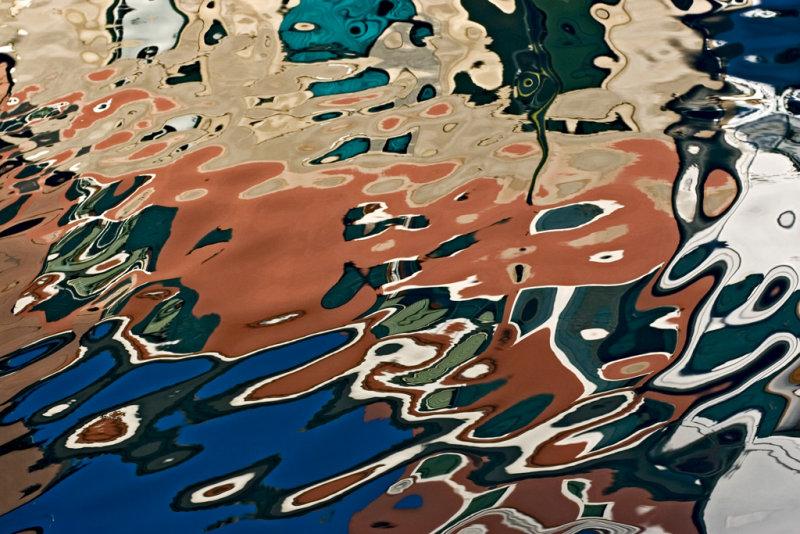 burano reflections