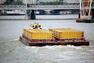 Thames Barge