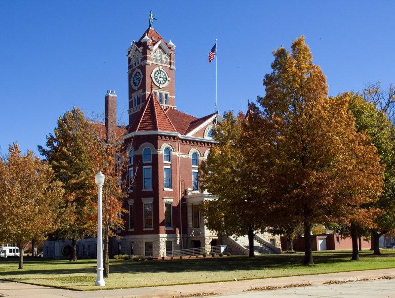 Anthony KS Courthouse