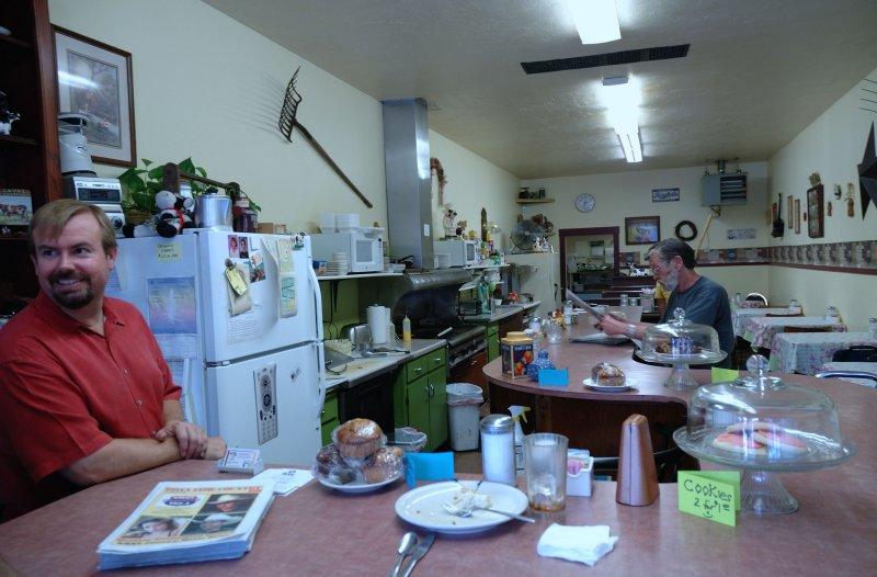 Old Cafe Centralia
