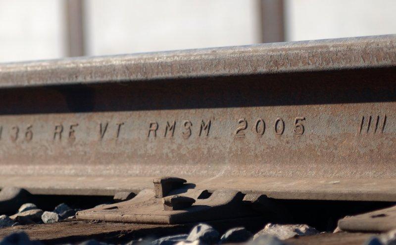 KCS Railmarkings.. Welded Rail