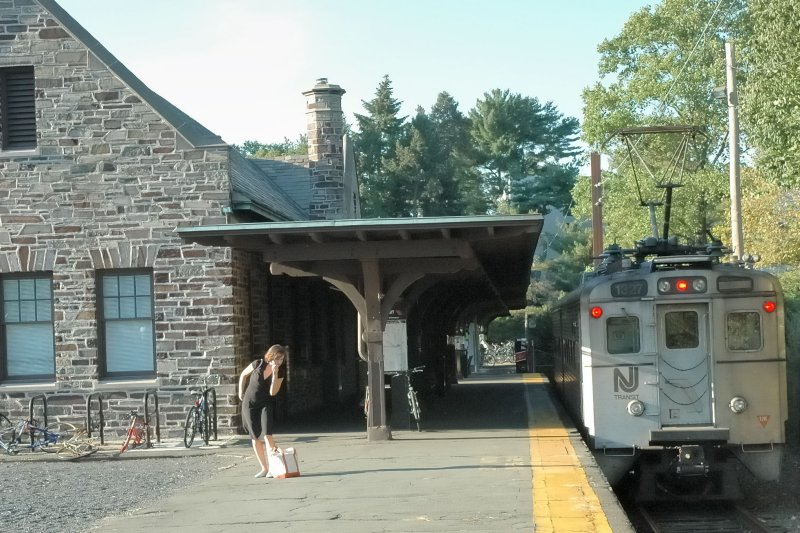 Princeton NJ Little Dinky Depot