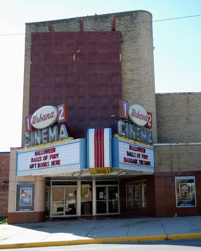 Urbana OH Theatre