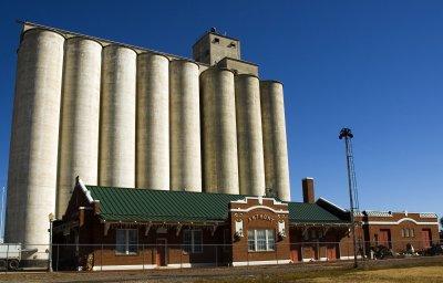 Anthony KS Depot