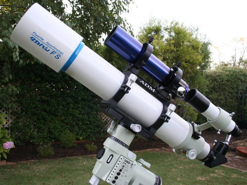 Telescope Tak Rings
