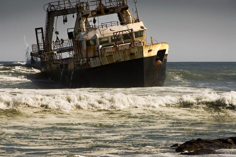 Shipwreck, Swakopmund