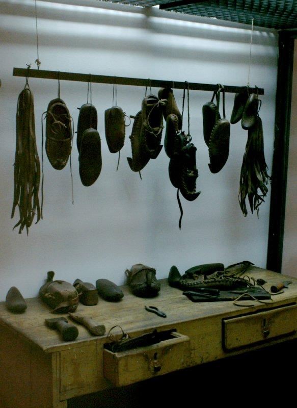 Opanci - Serbian traditional footwear 2