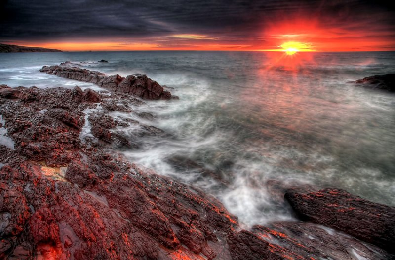 Hallet Cove Sunset South Australia.jpg
