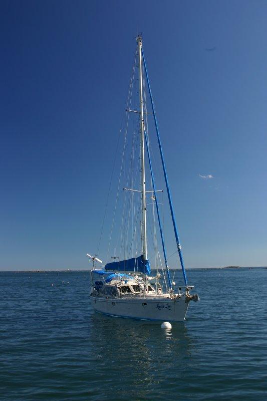 47 Sailboat