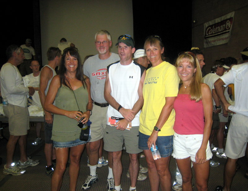 Leigh, Larry, Dave B, Dori, and me
