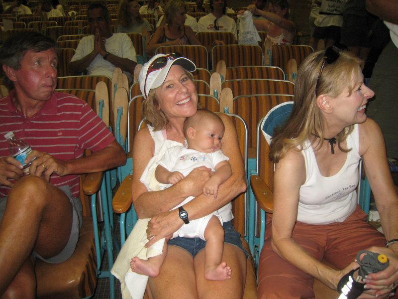 Kari, Jet and Denise Jones