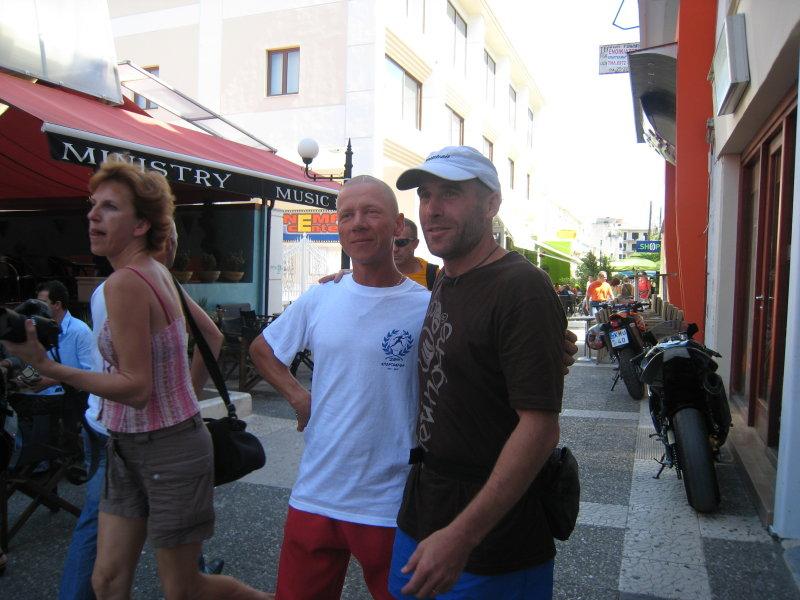 Piotr & Ted