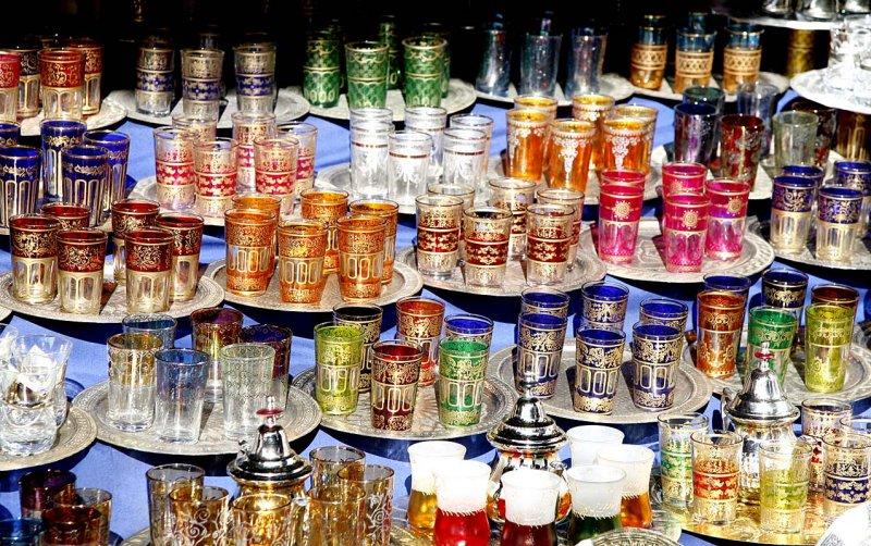 More of the medina shops