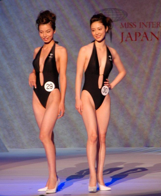 Sayaka Yoshimura (29) & Hisako Shirata (30)