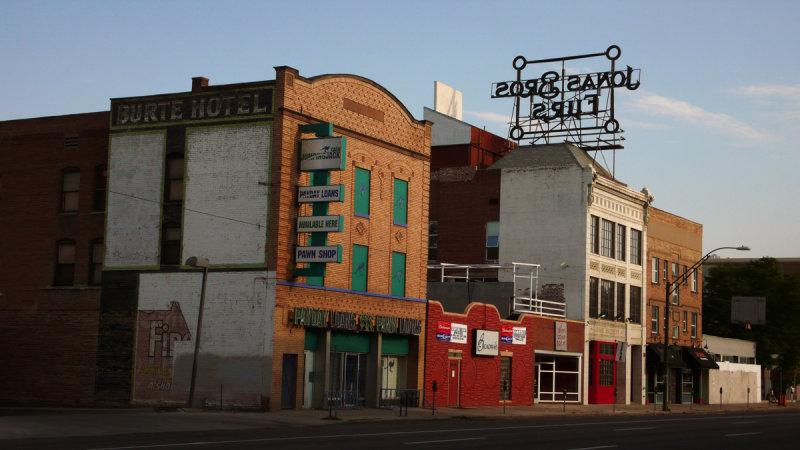 Broadway, Denver, Colorado, 2007