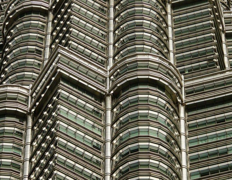 Petronas Towers, Kuala Lumpur, Malaysia, 2007