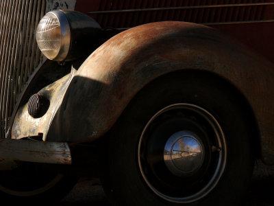 Fender, Lone Pine, California, 2006