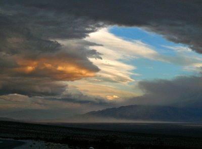 Dusk, Death Valley National Park, California, 2007