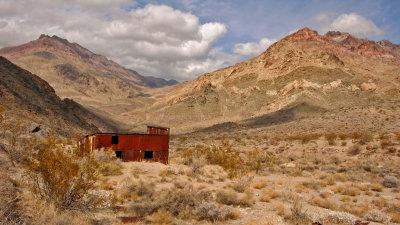 Survivor, Leadfield, Death Valley National Park, California, 2007