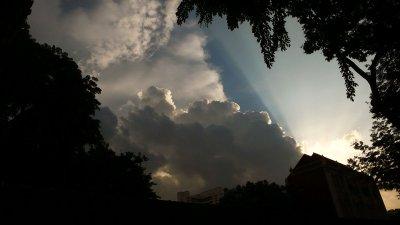 Cloudscape, Singapore, 2007