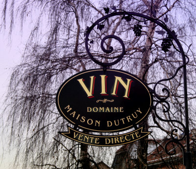 Its a vine dressers village!