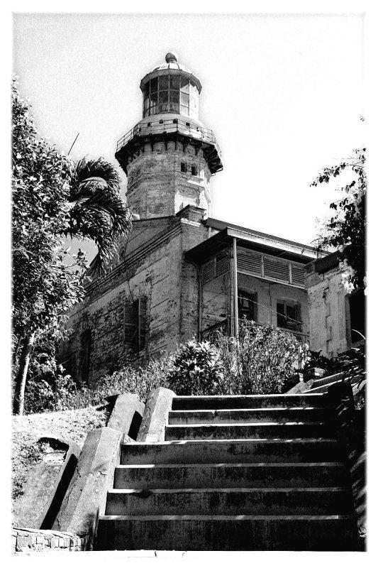OLd Lighthouse, Ilocos Norte