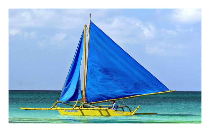 Evergreen: Paradise in Beautiful Boracay