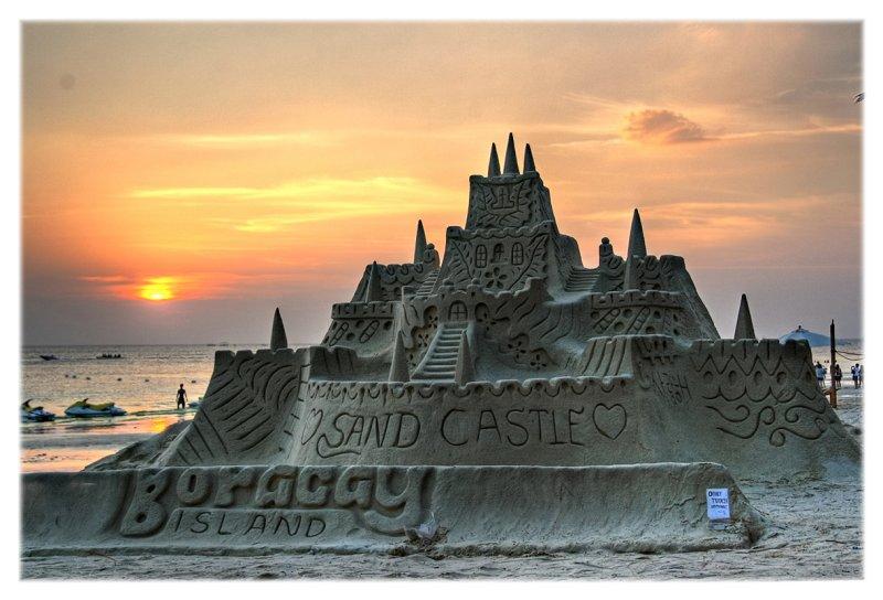 Beautiful Boracay, Philippines: Until next year