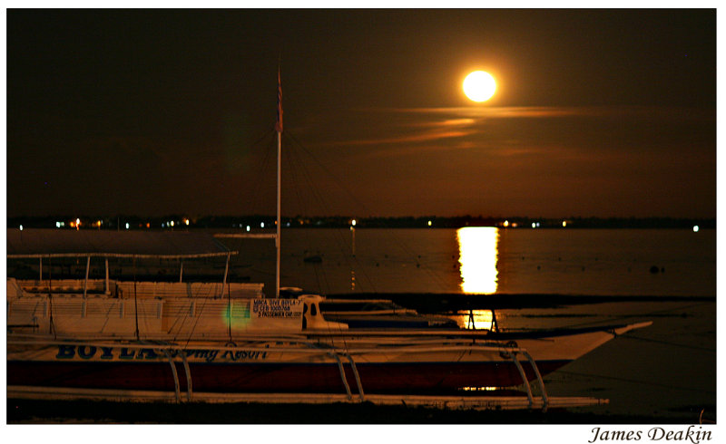 Bad Moon Rising, Cebu, Philippines