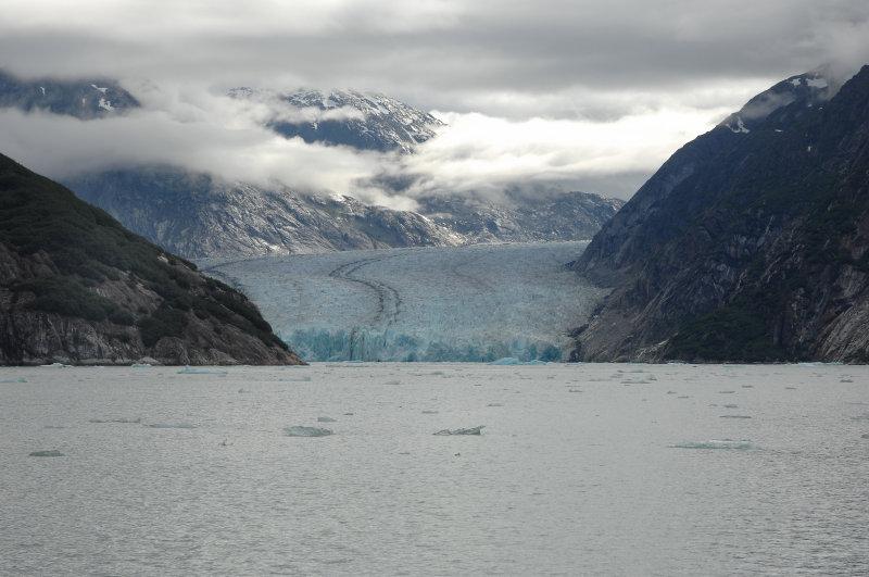 The Dawes Glacier